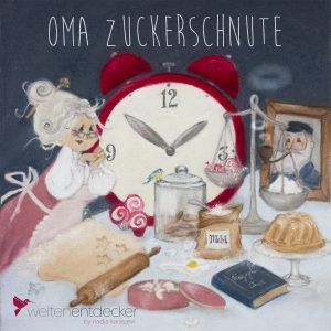 COVER_OMA ZUCKERSCHNUTE