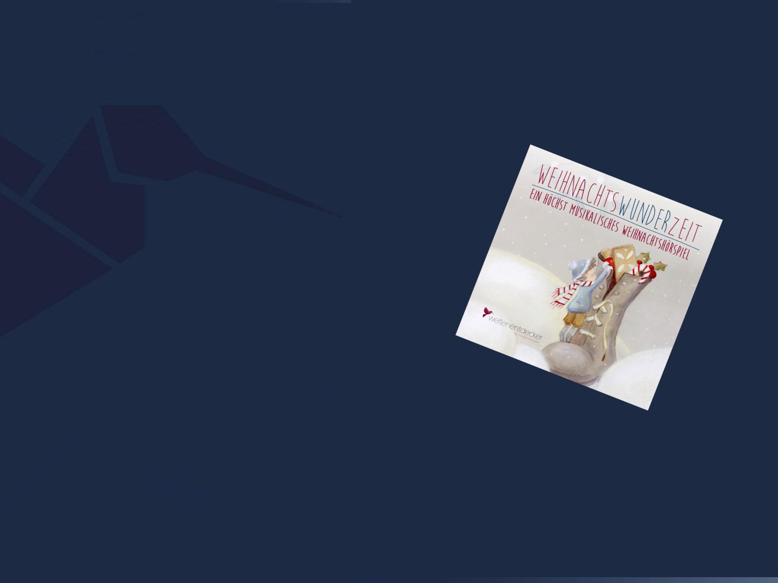 Alles zur Weihnachtswunderzeit-CD…